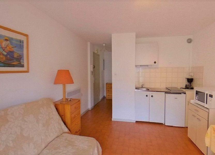 Appartement à vendre 20.1m2 à Le Cap d'Agde - Agde