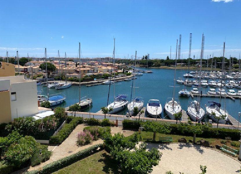Appartement à vendre 20.91m2 à Le Cap d'Agde - Agde