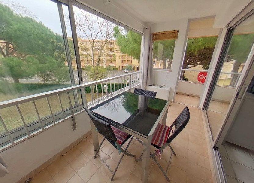 Appartement à vendre 33.89m2 à Le Cap d'Agde - Agde
