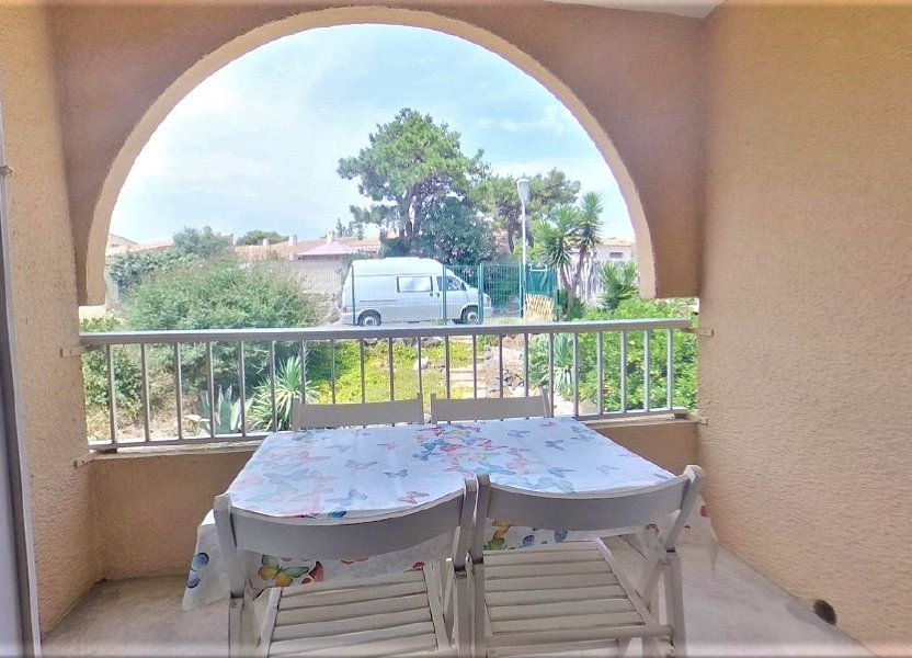 Appartement à vendre 24.96m2 à Le Cap d'Agde - Agde