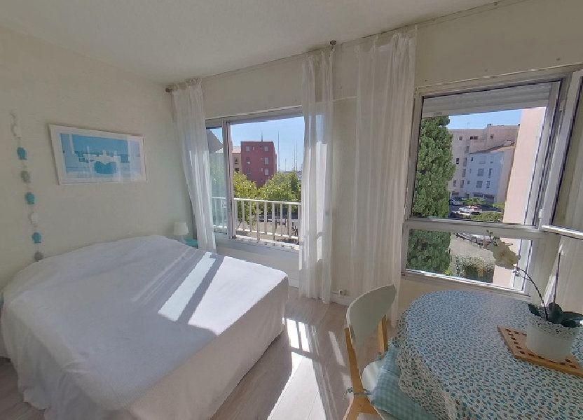 Appartement à vendre 28.77m2 à Le Cap d'Agde - Agde