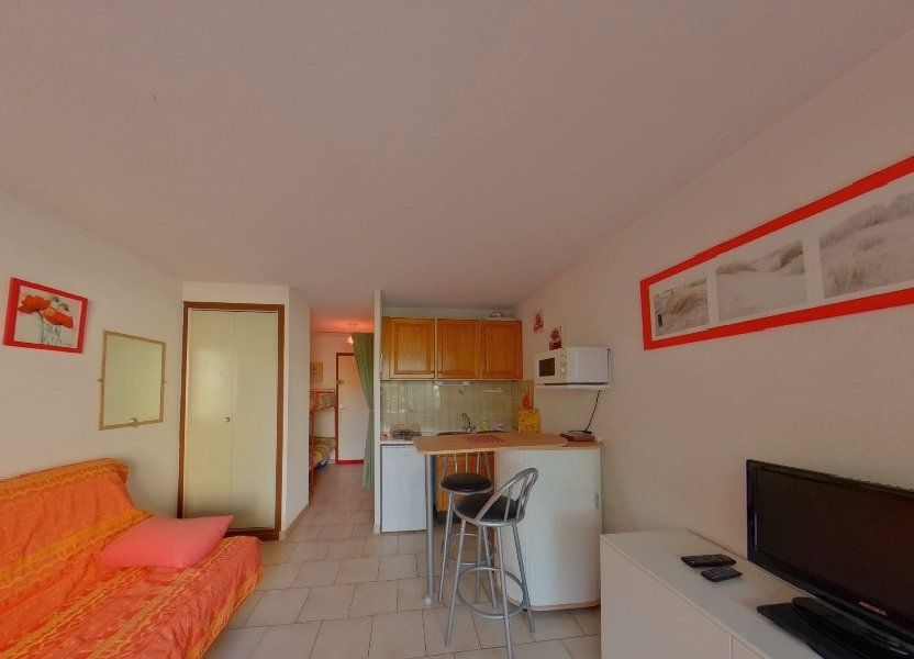 Appartement à vendre 19.72m2 à Le Cap d'Agde - Agde