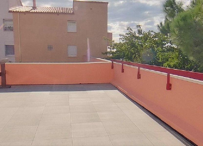 Appartement à vendre 72.34m2 à Le Cap d'Agde - Agde
