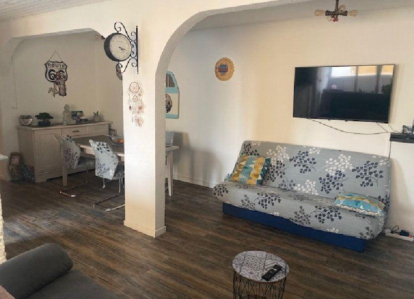 Appartement à vendre 54.54m2 à Le Cap d'Agde - Agde