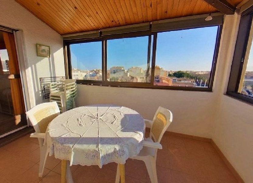 Appartement à vendre 30.19m2 à Le Cap d'Agde - Agde