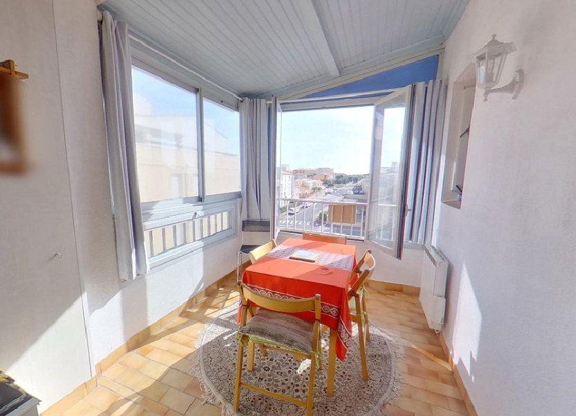Appartement à vendre 25.17m2 à Le Cap d'Agde - Agde