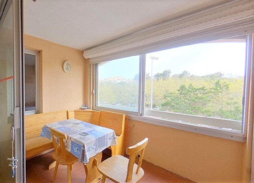 Appartement à vendre 29.29m2 à Le Cap d'Agde - Agde