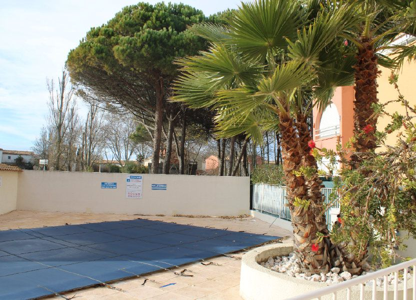 Appartement à vendre 24.73m2 à Le Cap d'Agde - Agde