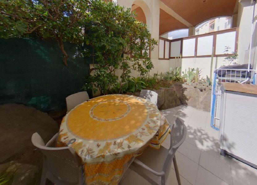 Appartement à vendre 24.39m2 à Le Cap d'Agde - Agde