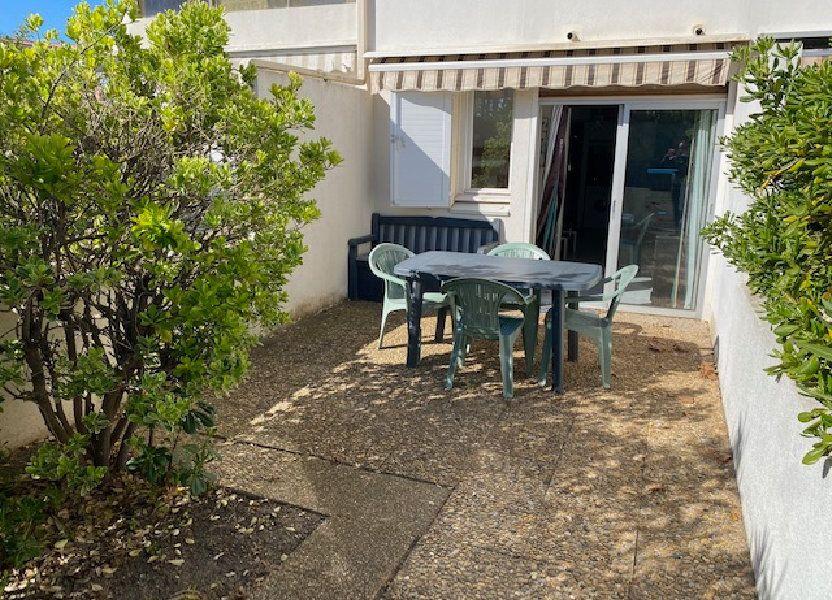 Appartement à vendre 24.21m2 à Le Cap d'Agde - Agde