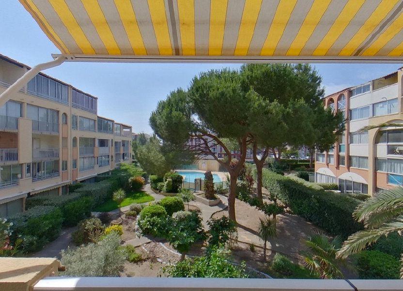 Appartement à vendre 28.04m2 à Le Cap d'Agde - Agde