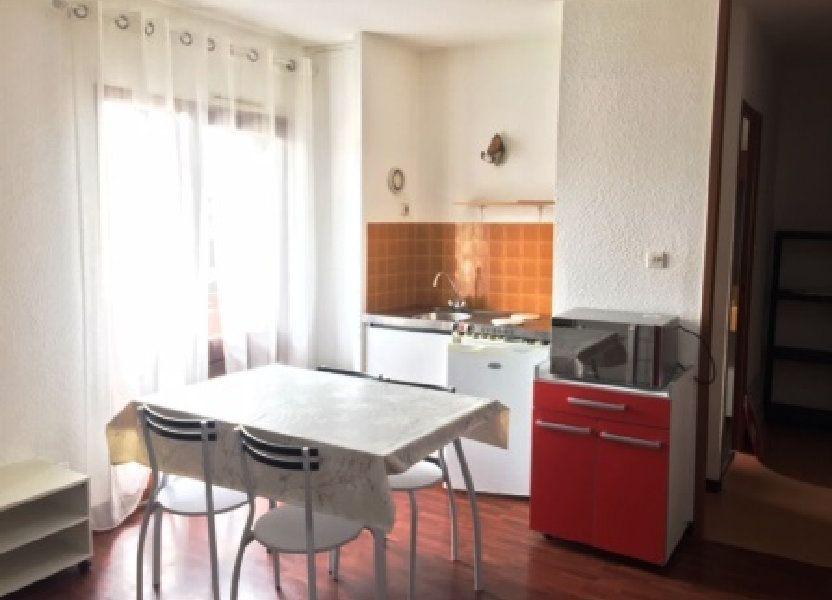 Appartement à louer 24.44m2 à Mont-de-Marsan