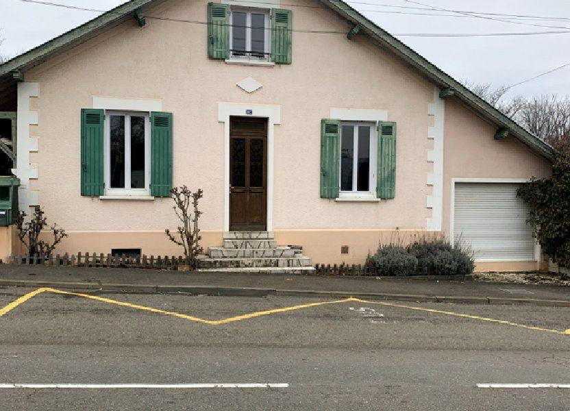Maison à louer 111.48m2 à Villeneuve-de-Marsan