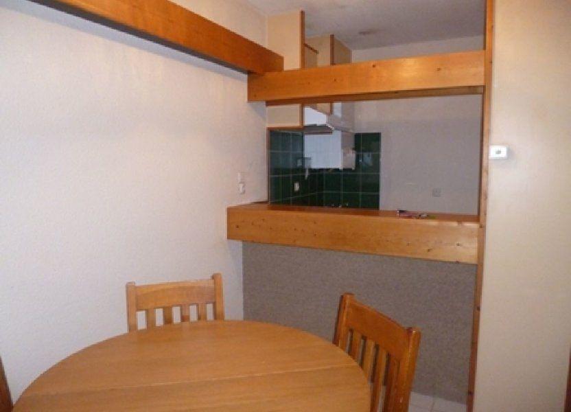 Appartement à louer 42m2 à Mont-de-Marsan