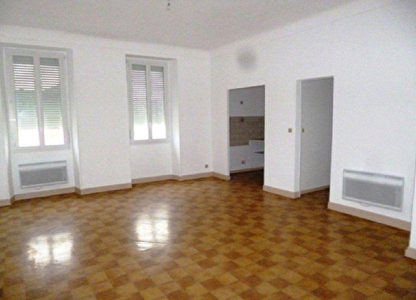 Appartement à louer 61.5m2 à Villeneuve-de-Marsan