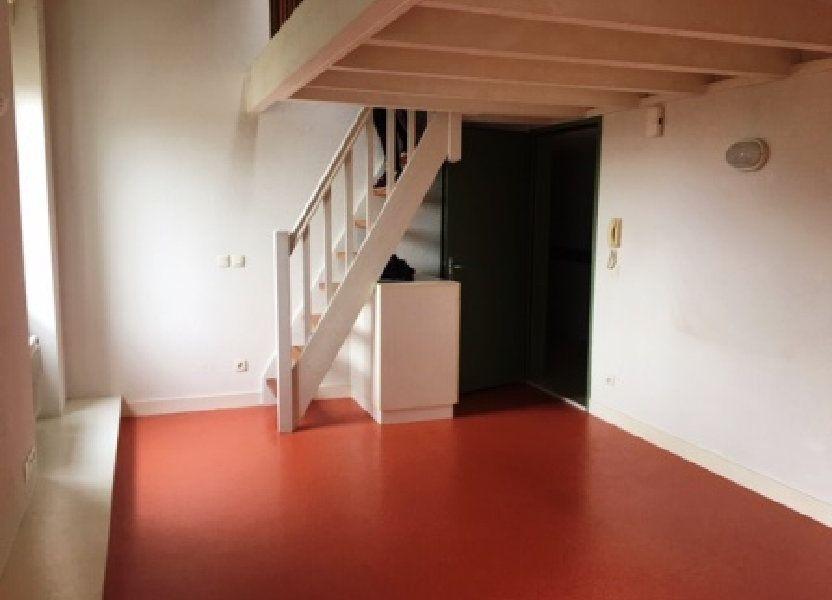Appartement à louer 32m2 à Mont-de-Marsan