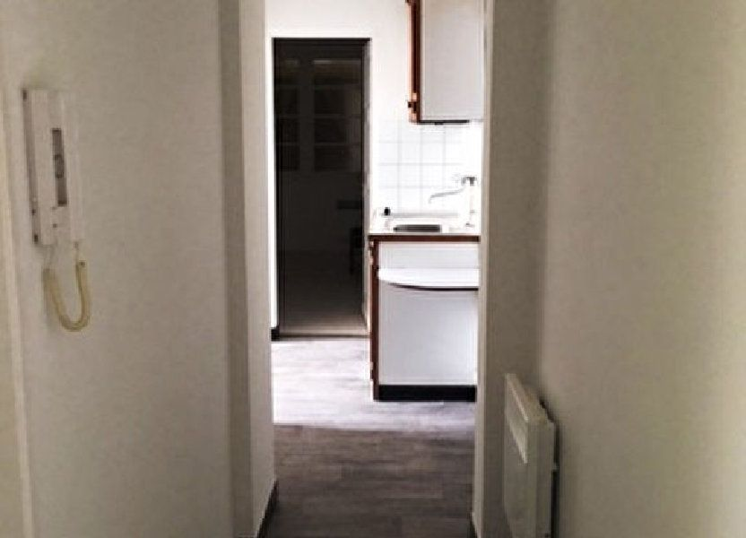 Appartement à louer 25m2 à Mont-de-Marsan