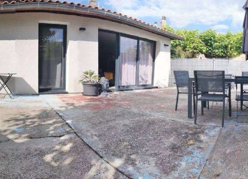 Appartement à louer 40.2m2 à Mont-de-Marsan