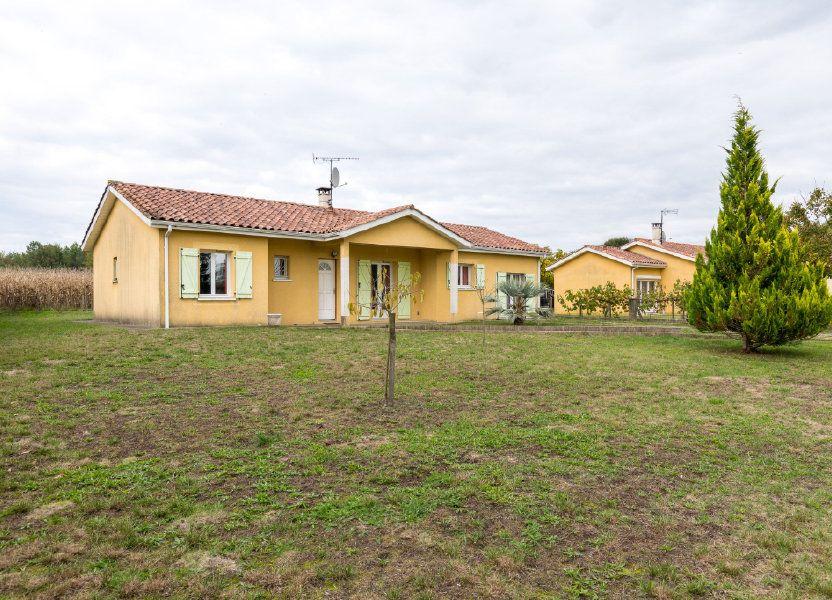 Maison à vendre 109m2 à Saint-Yaguen