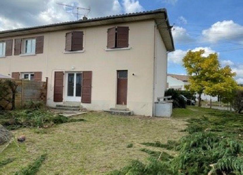 Maison à louer 74m2 à Mont-de-Marsan