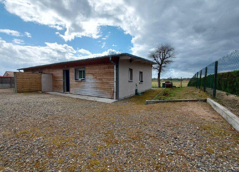 Maison à vendre 76.75m2 à Bégaar