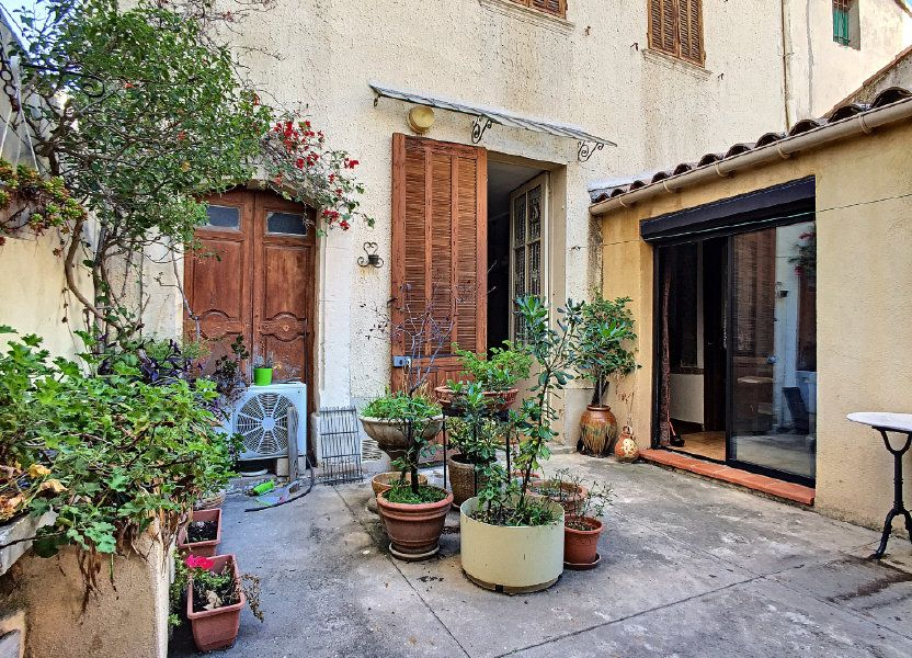 Maison à vendre 95m2 à La Seyne-sur-Mer