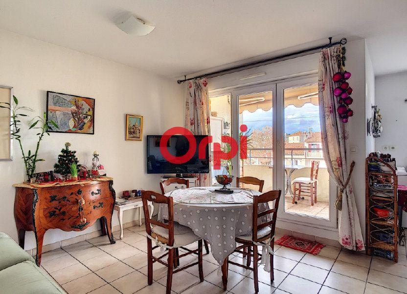 Appartement à vendre 40.4m2 à La Seyne-sur-Mer