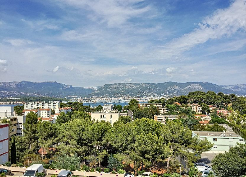 Appartement à vendre 79.79m2 à La Seyne-sur-Mer