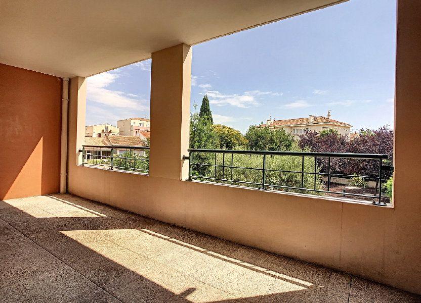 Appartement à vendre 63.5m2 à La Seyne-sur-Mer