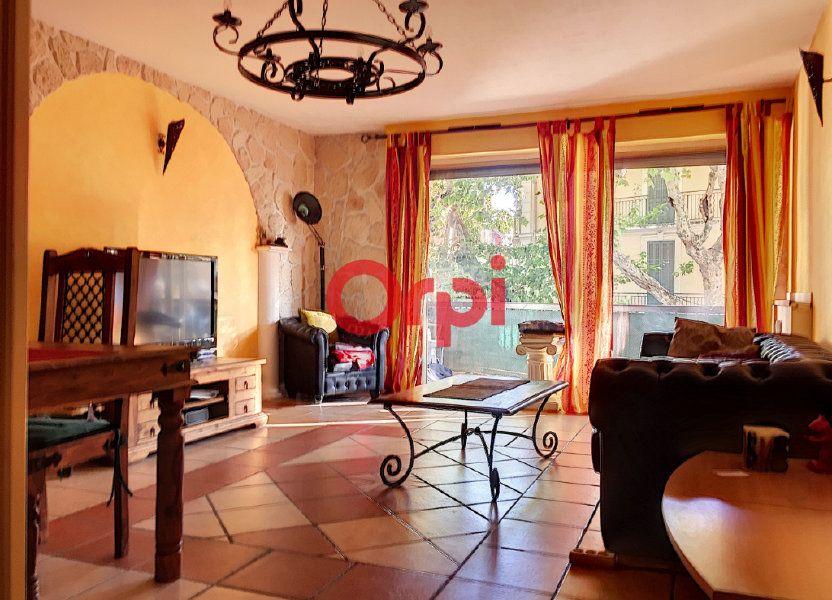 Appartement à vendre 72.2m2 à La Seyne-sur-Mer