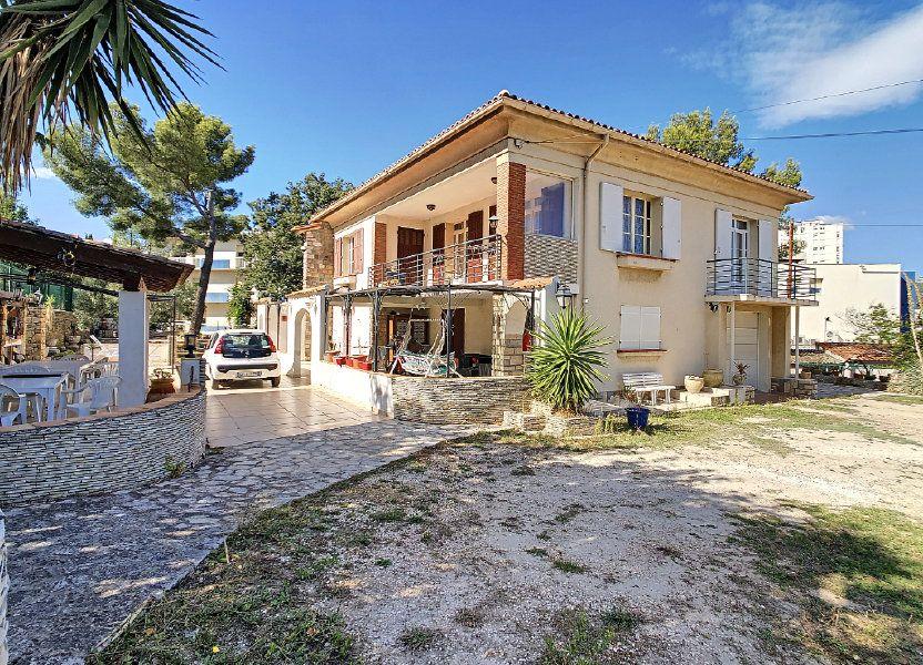 Maison à vendre 166m2 à La Seyne-sur-Mer