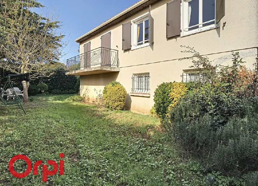 Maison à vendre 160m2 à La Seyne-sur-Mer
