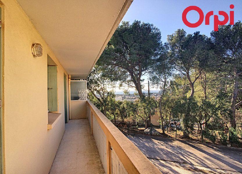 Appartement à vendre 76.78m2 à La Seyne-sur-Mer