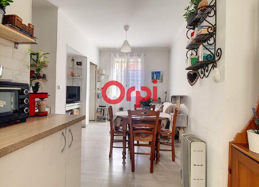 Appartement à vendre 28m2 à La Seyne-sur-Mer