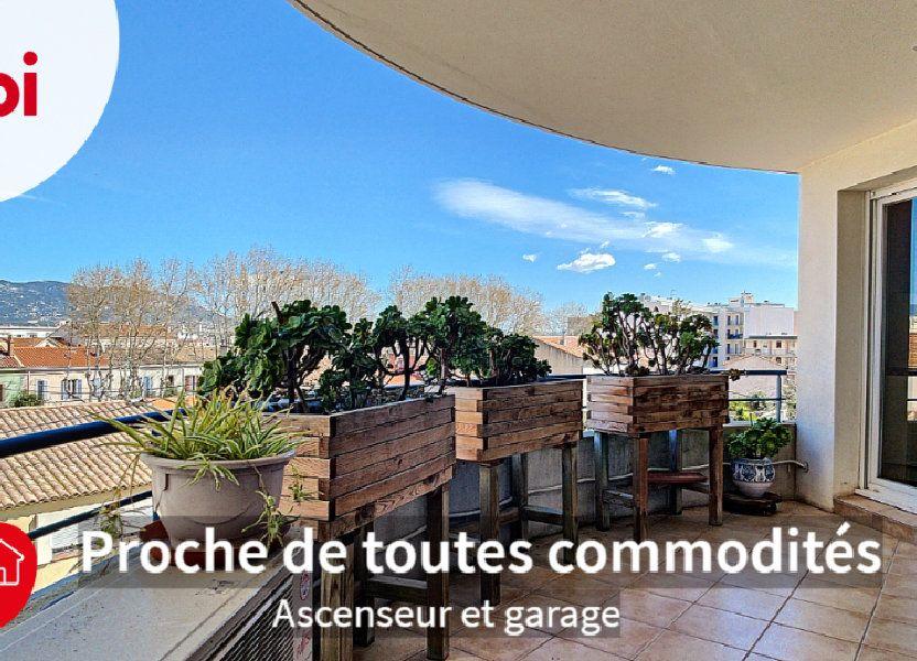 Appartement à vendre 86.2m2 à La Seyne-sur-Mer