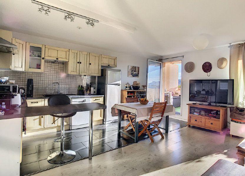 Appartement à vendre 62.45m2 à La Seyne-sur-Mer