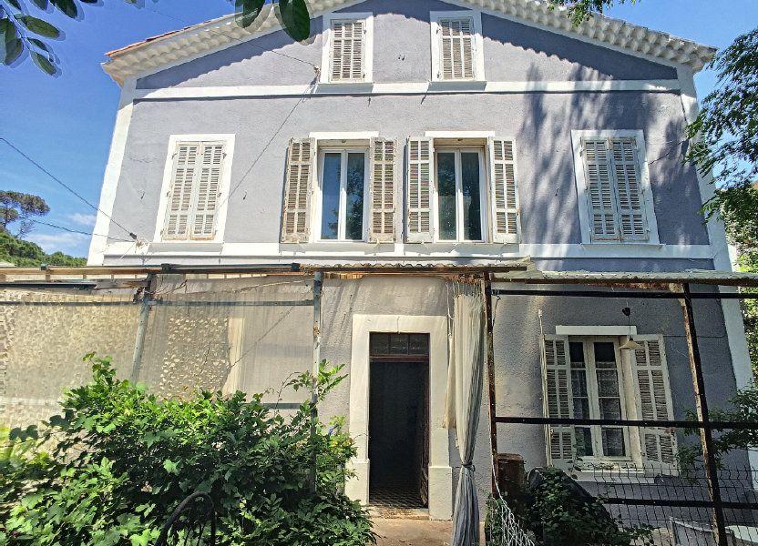 Appartement à vendre 29.71m2 à La Seyne-sur-Mer