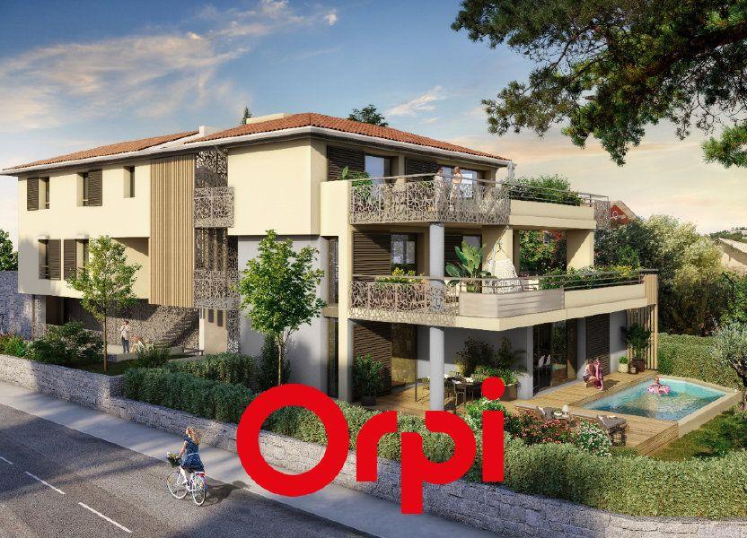 Appartement à vendre 173m2 à Bandol
