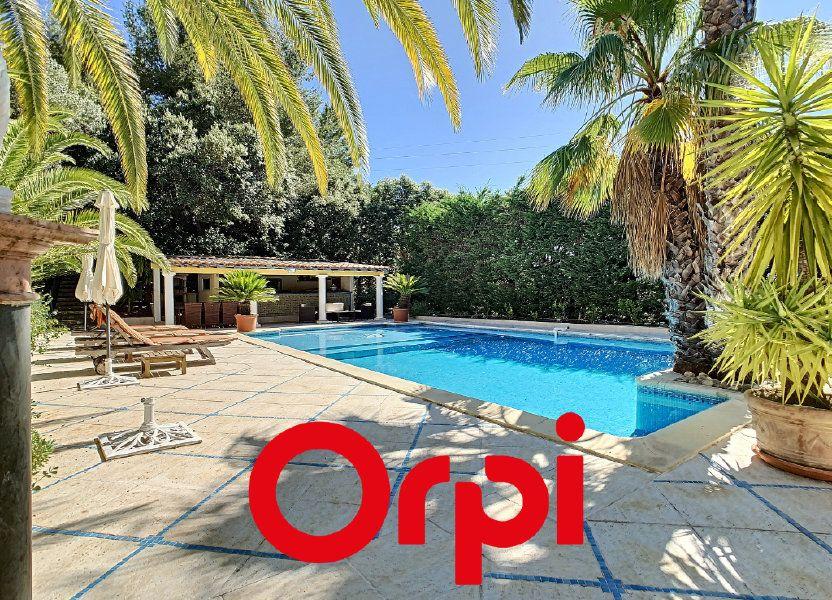Maison à vendre 486m2 à La Cadière-d'Azur