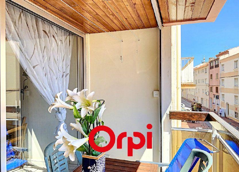 Appartement à vendre 51.43m2 à Bandol