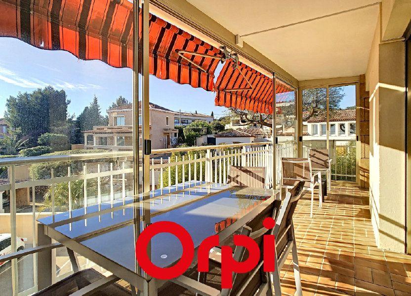 Appartement à vendre 54.1m2 à Bandol