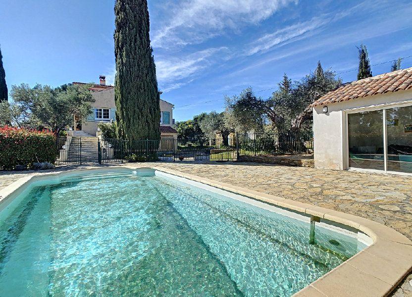 Maison à vendre 209m2 à La Cadière-d'Azur