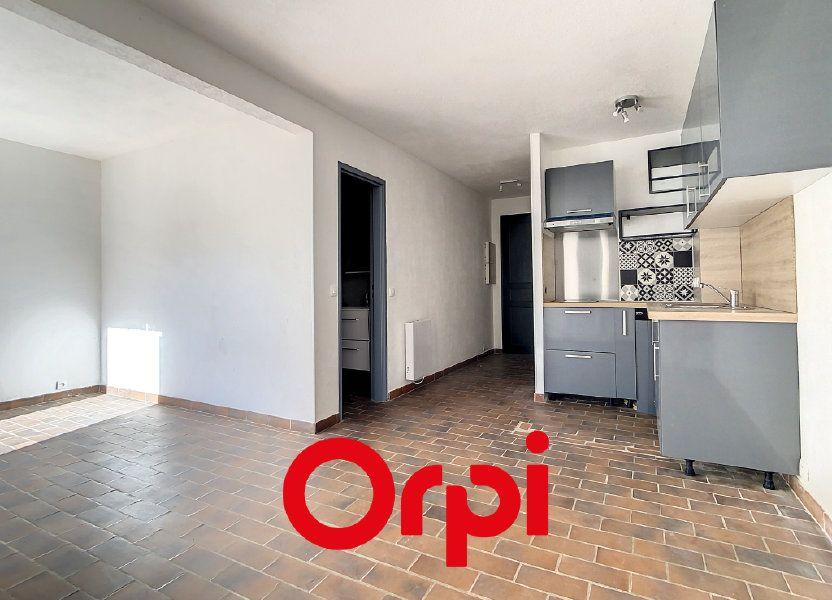 Appartement à vendre 31.87m2 à Saint-Cyr-sur-Mer