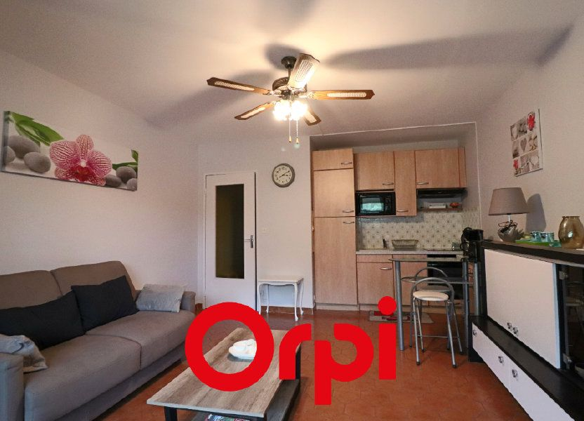 Appartement à vendre 28.77m2 à Bandol