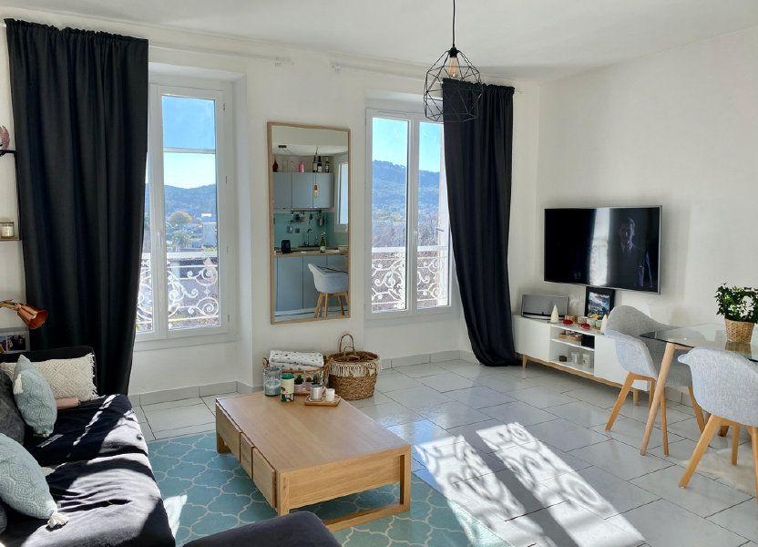 Appartement à vendre 48m2 à Saint-Cyr-sur-Mer