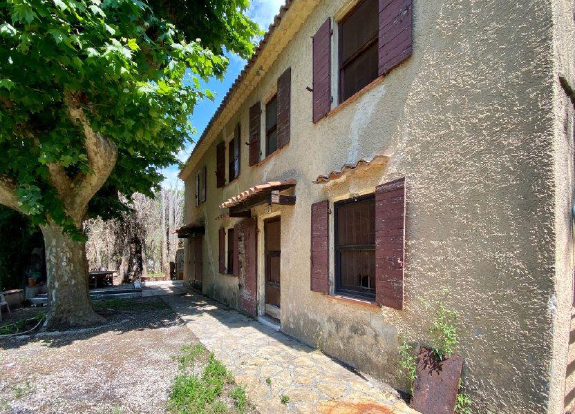 Maison à vendre 145m2 à Évenos