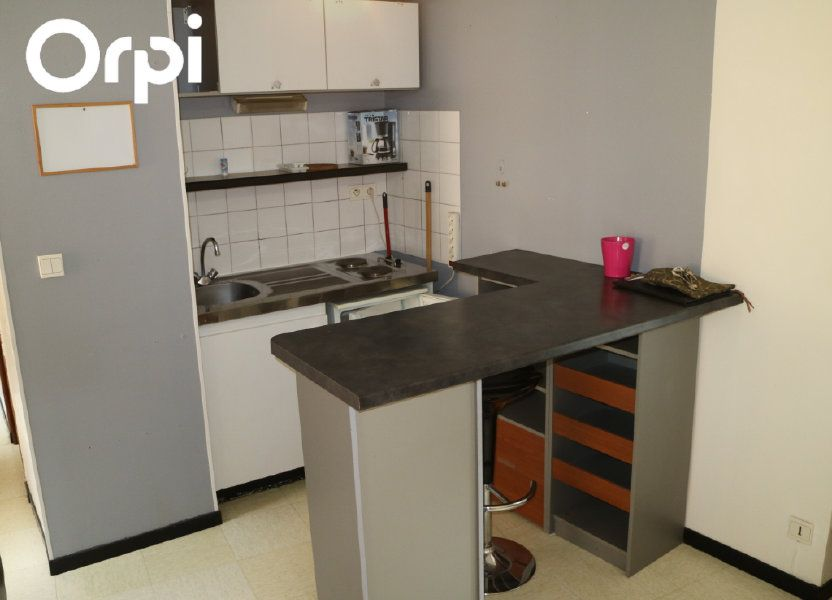 Appartement à louer 24m2 à Mende