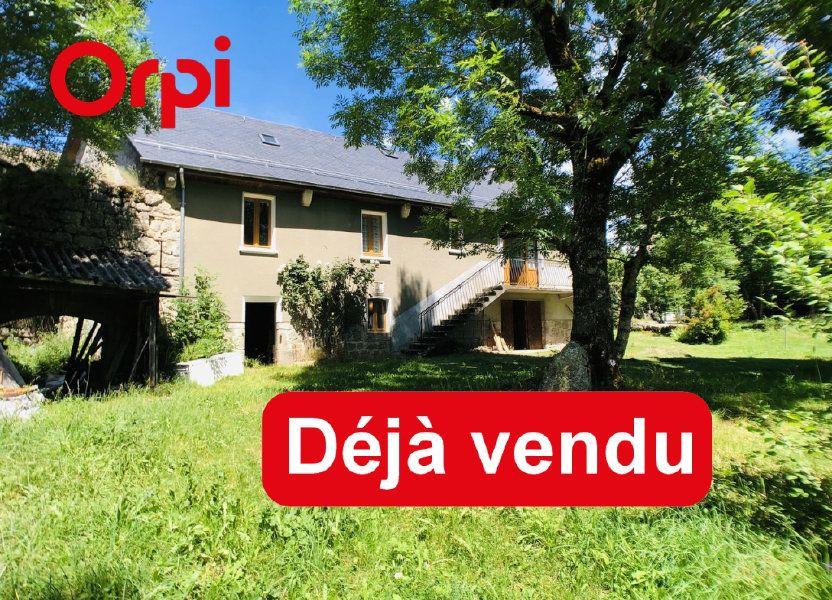 Maison à vendre 95m2 à Saint-Amans