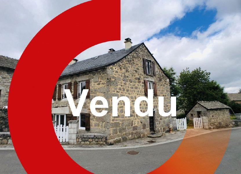 Maison à vendre 90m2 à Saint-Amans