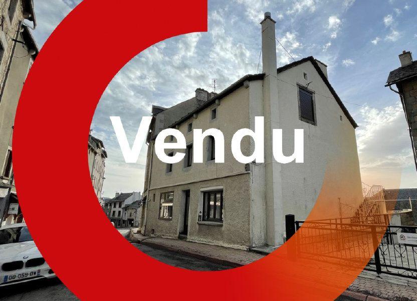 Maison à vendre 190m2 à Saint-Alban-sur-Limagnole